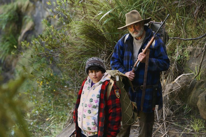 Review: In 'Hunt for the Wilderpeople,' Lighting Out for the Bush - The New  York Times