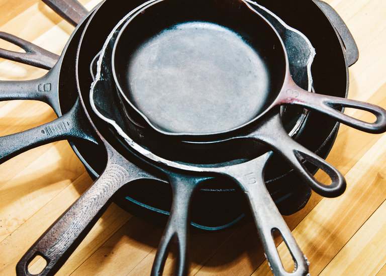 Fashioning CastIron Pans for Todays Cooks  The New York