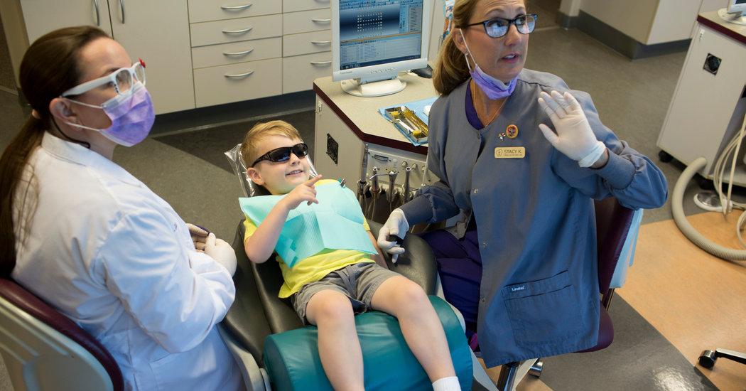 A CavityFighting Liquid Lets Kids Avoid Dentists Drills