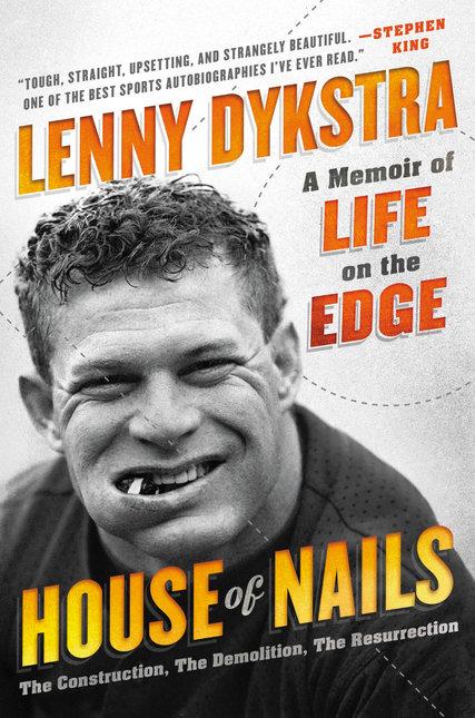 Lenny Dykstra Crawls From A Hole He Joyfully Dug For Himself The