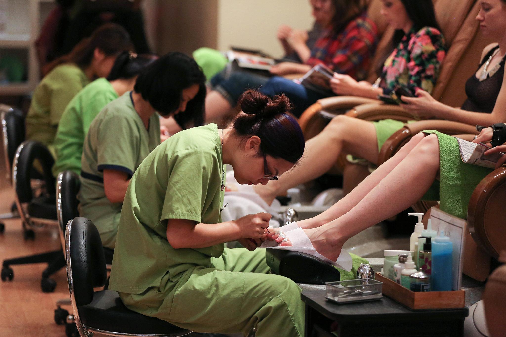 new york nail salons