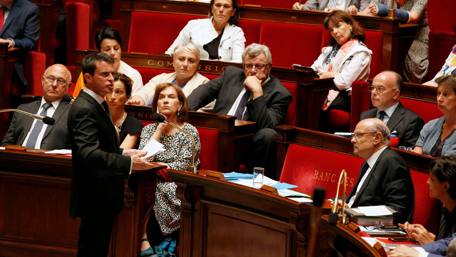 French Government Pushes Divisive Labor Law Through