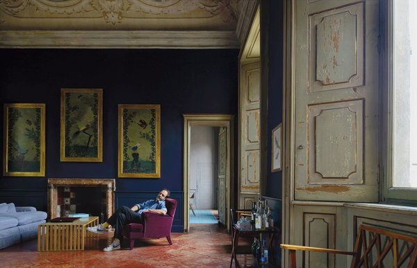 One Italian Filmmakers Ultimate Set  His Own Home  The