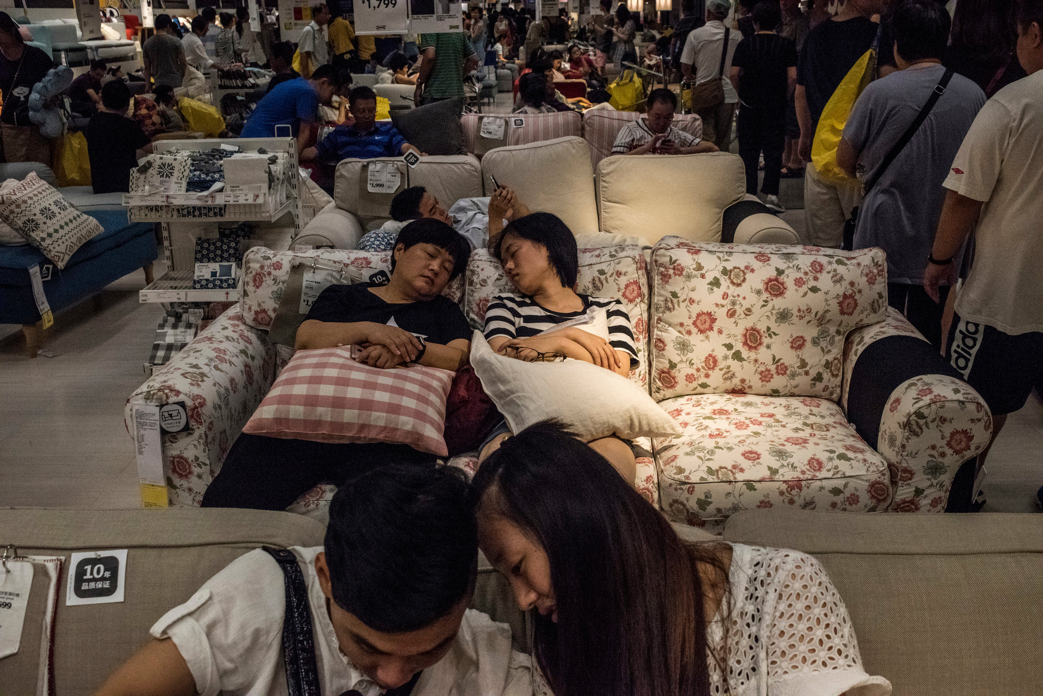 kitchen cabinets ikea new sink cost shh. it's naptime at in china. - the york times