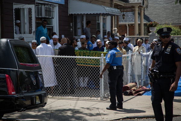 Hate Crimes Against American Muslims Most Since Post911