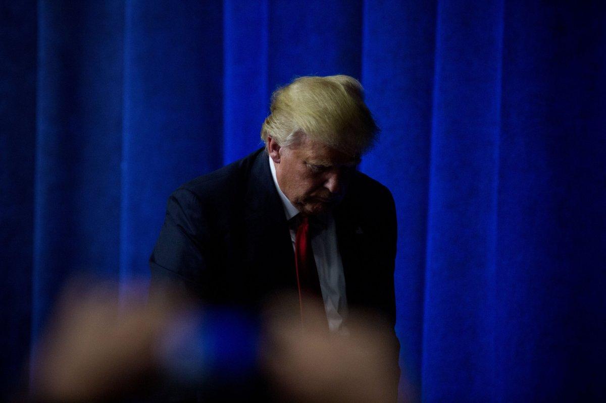 Donald Trump grâce présidentielle