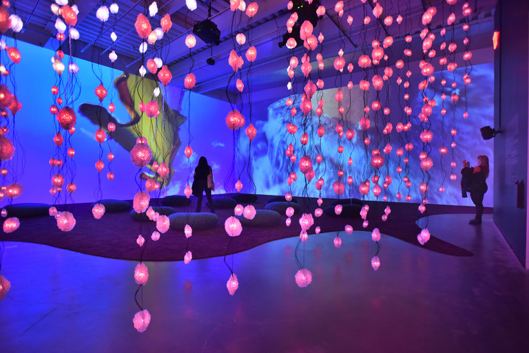 Cute Child Wallpaper For Mobile Pipilotti Rist Pixel Forest Deep In The Wilds Of Video