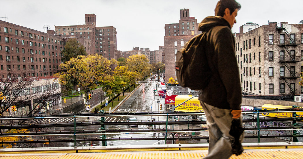 Parkchester the Bronx Working as Planned  The New York Times