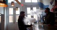Safer to Puff, E-Cigarettes Can't Shake Their Reputation as a Menace