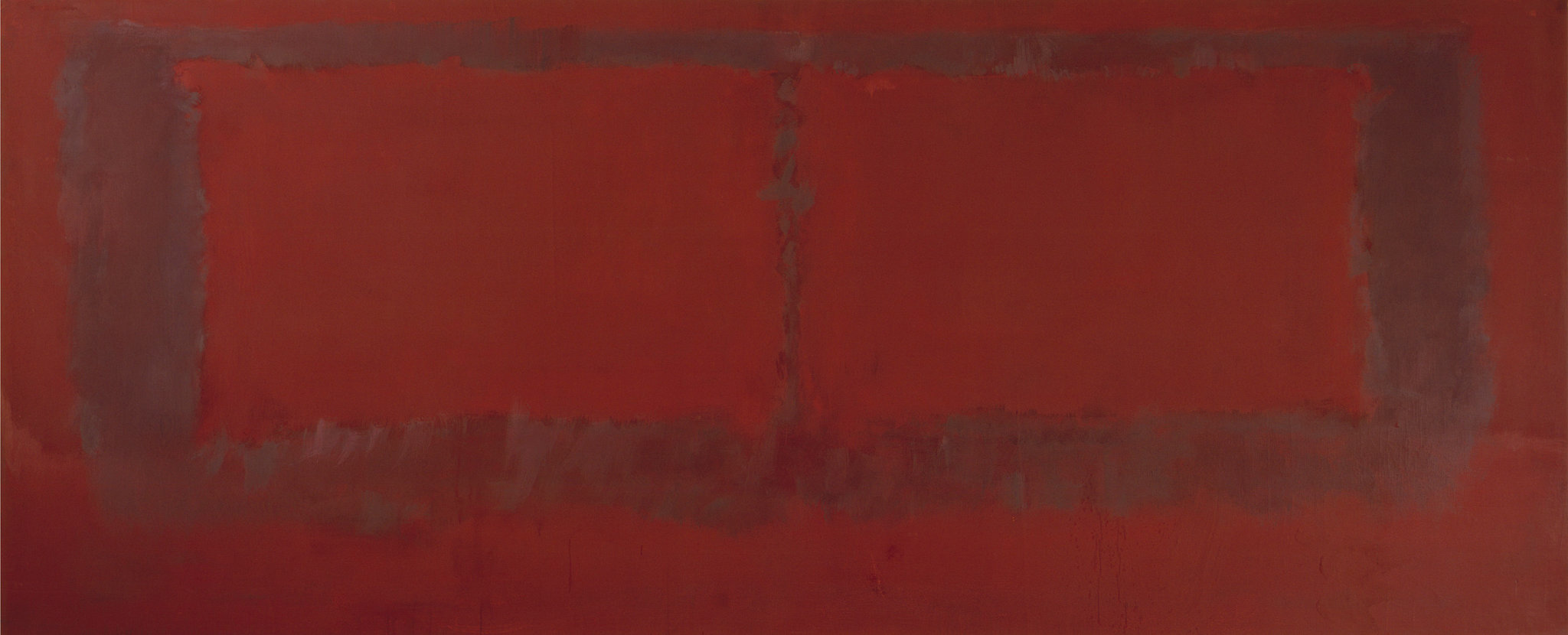 Mark Rothko S Dark Palette Illuminated The New York Times
