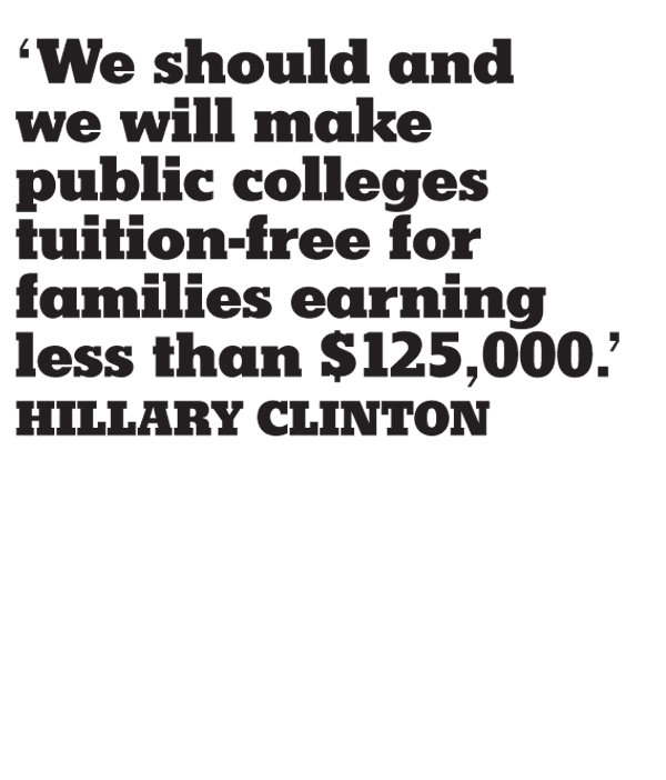 Making Sense Of The Two Candidates' Plans On Student Debt The New