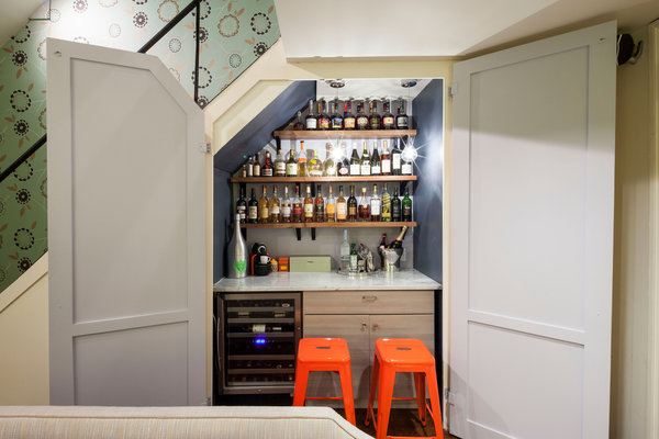 The Closet as Workspace Bedroom or Bar  The New York Times