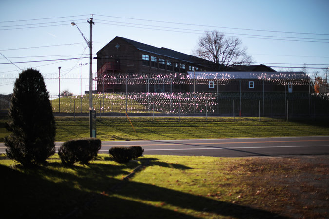 I Was Terrified Inmates Say They Paid a Brutal Price for a Guards Injury  The New York Times