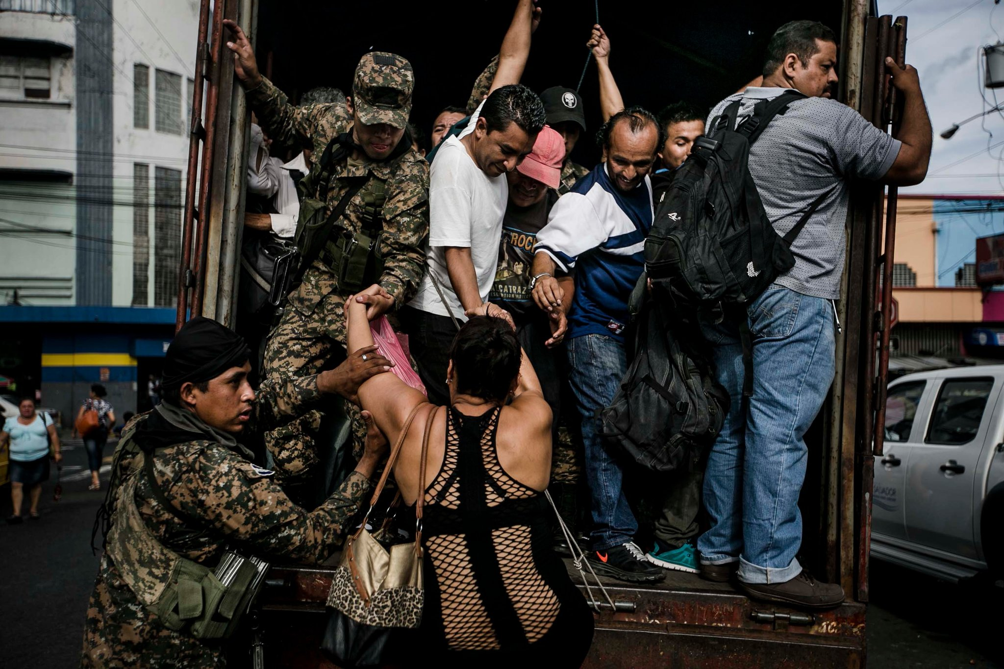 Killers On A Shoestring Inside The Gangs Of El Salvador