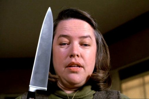 Misery -best scary films on Hulu right now