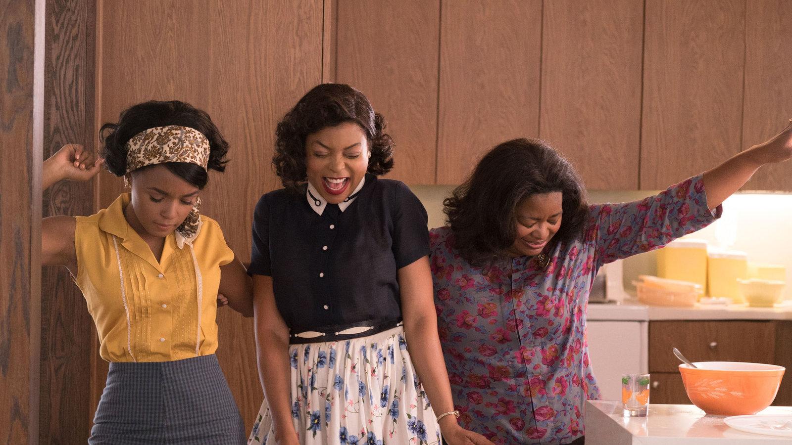 Review Hidden Figures Honors 3 Black Women Who Helped