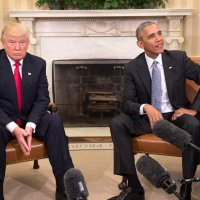 Obama's Last Days: Aiding Trump Transition, but Erecting Policy Roadblocks by MICHAEL D. SHEAR