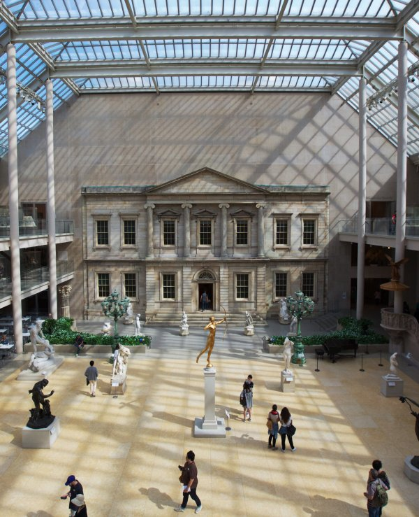 Visit Metropolitan Museum Of Art - Culture Guides York Times