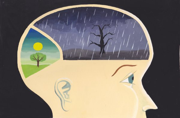 The Year of Conquering Negative Thinking  The New York Times