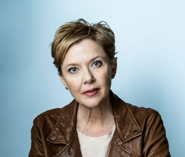 Annette Bening On Asking And Answering Tough Questions The New York Times