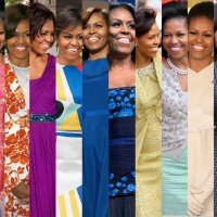 How Clothes Defined Michelle Obama by VANESSA FRIEDMAN