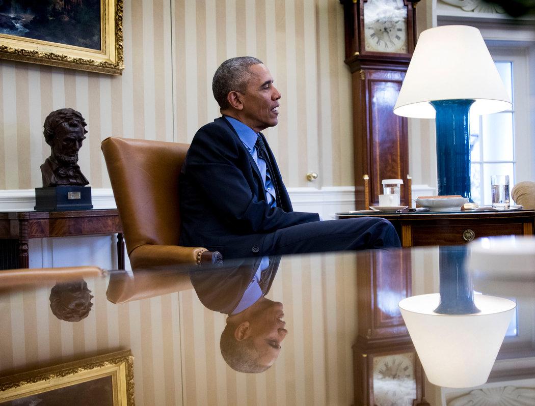 閱讀陪伴歐巴馬度過白宮歲月 - 紐約時報中文網