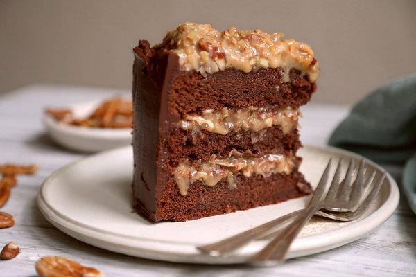 German Chocolate Cake Recipe Nyt Cooking