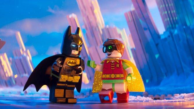 Lego Batman 2 estreno