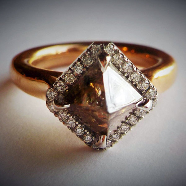 More Unusual And Definitely Special Engagement Rings