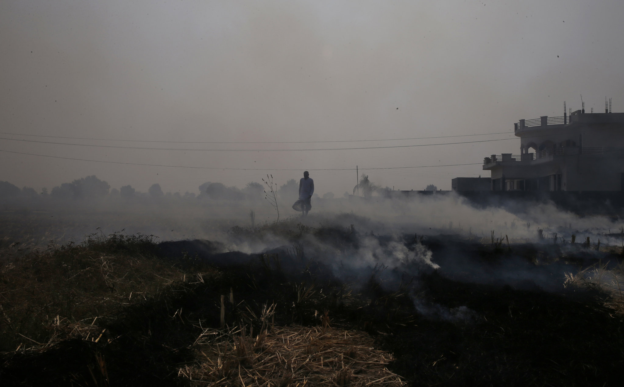 Indias Air Pollution Rivals Chinas as Worlds Deadliest  The New York Times