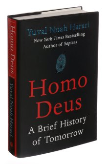 Image result for homo deus - Contemporary-Establishment