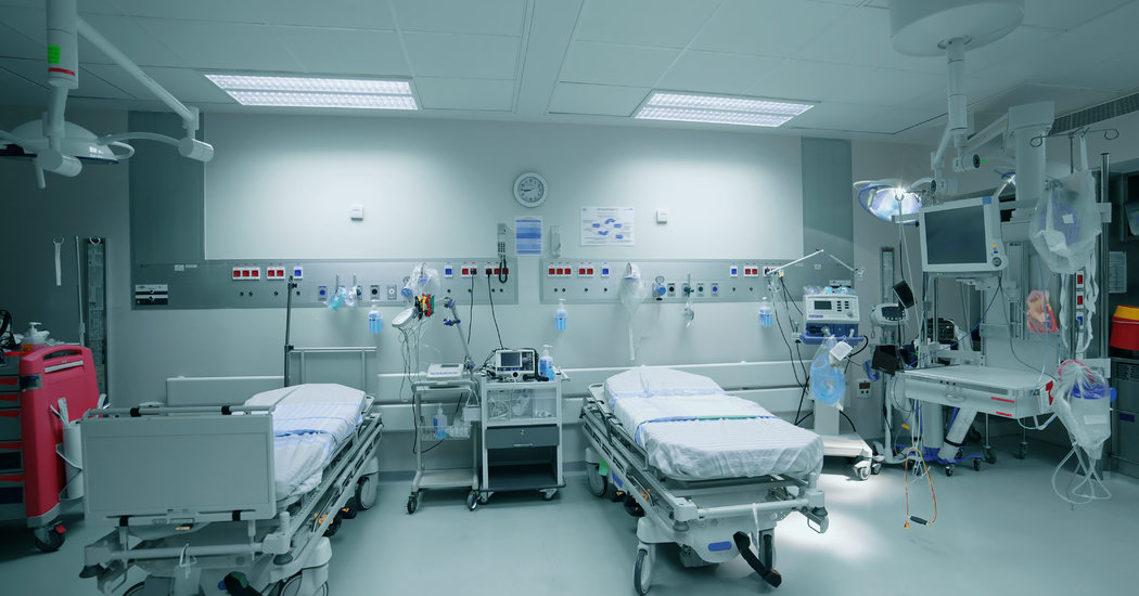 Bad Hospital Design Is Making Us Sicker  The New York Times
