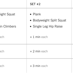 30 Minute Chair Workout For Seniors Fishing Aliexpress The 9 Strength Well Guides New York Times Keep Resting One Between Each Set And You Can Tack On A 20 Cardio Warm Up As