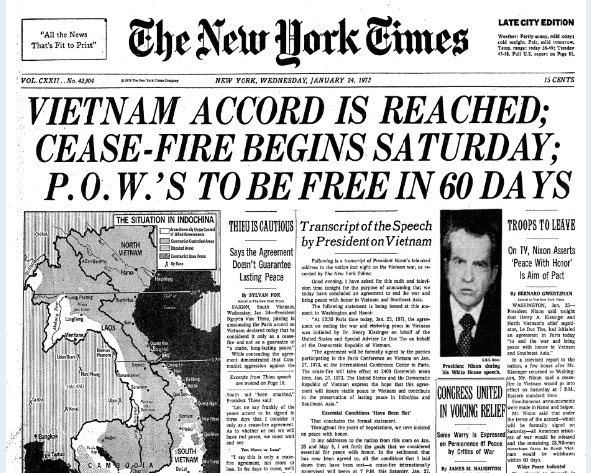 Teaching the Vietnam War With Primary Sources From The New York Times  The New York Times