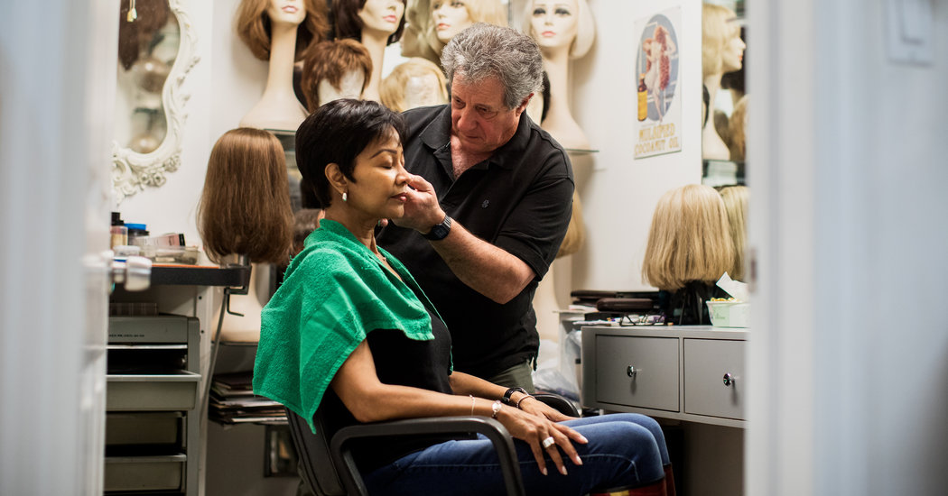 Last Of New Yorks Master Wigmakers The New York Times