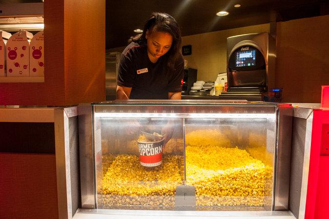 To Woo Young Moviegoers AMC Thinks More Like McDonalds