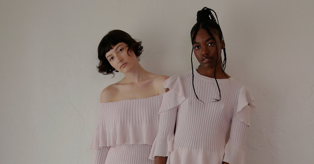 Designer To Know Bringing Back '70s Style With Knits
