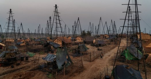 Drilling for a Dream in Myanmar - The New York Times