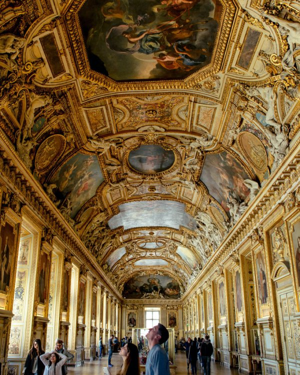 Make Of Louvre - Culture Guides York Times