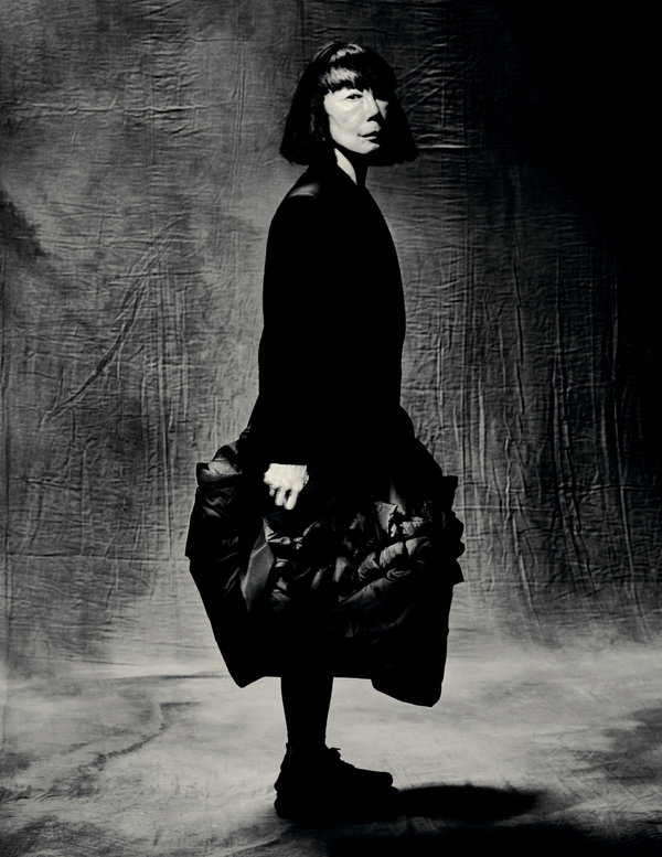 Image result for rei kawakubo