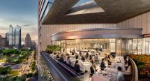 Restaurants Fall Place Hudson Yards - York