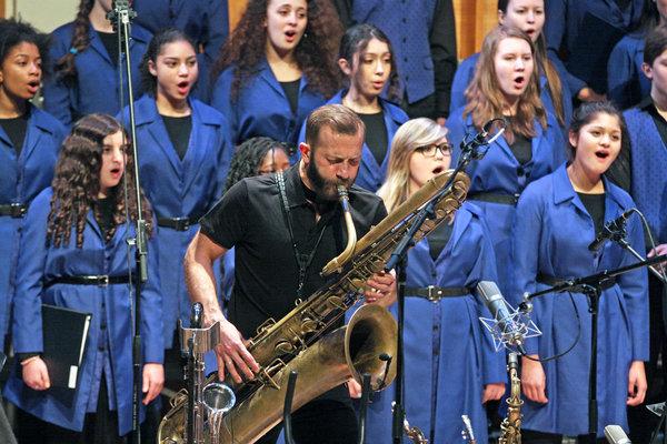 Led Stetson Band