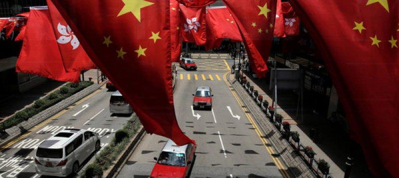 Risultati immagini per xi hongkong