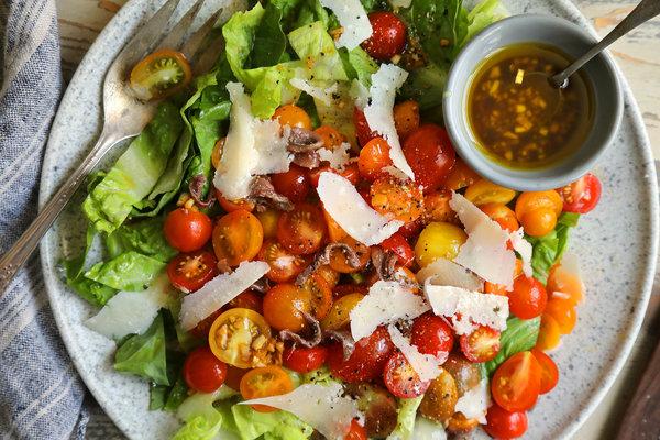 New York Times Fresh Tomato Sauce