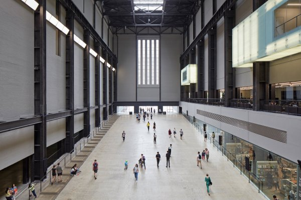 Tate Modern And Battle London Soul - York Times