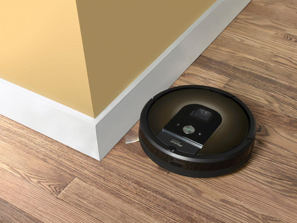 your roomba may be