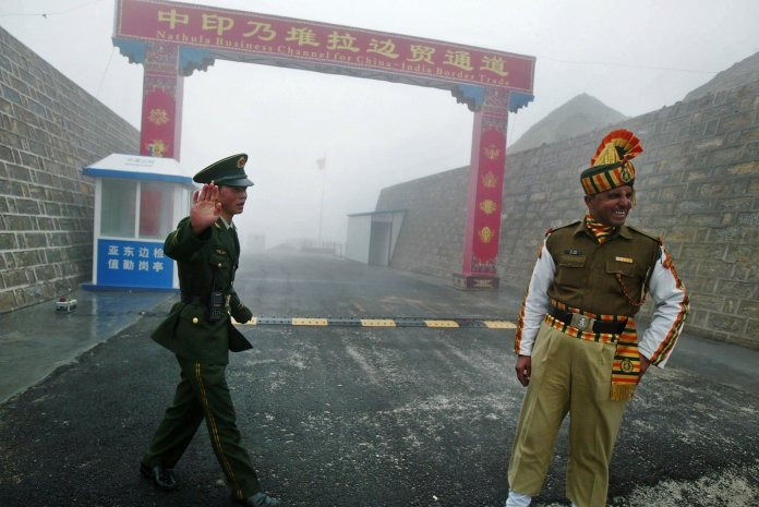 China Tells India That It Won't Back Down in Border Dispute - The ...