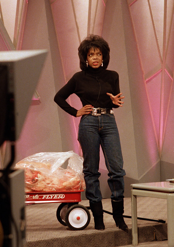 Oprah Weight Loss Surgery : oprah, weight, surgery, Losing, Anti-Dieting, Times