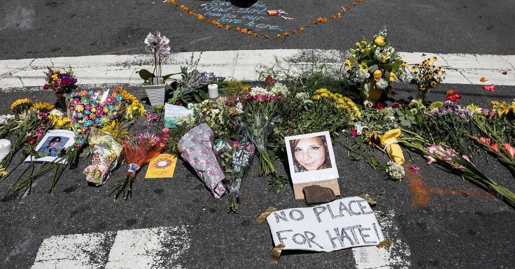 Where Is the Line? Charlottesville Forces Media and Tech Companies to Decide