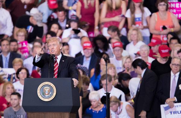 trump calling journalists sick
